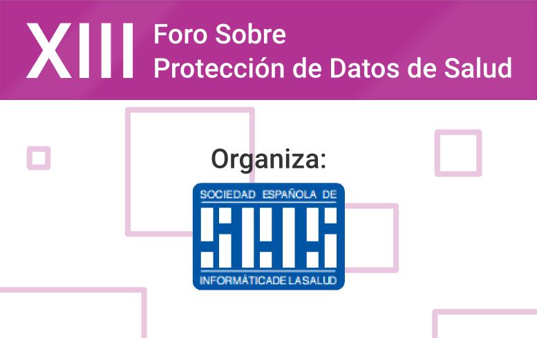 Protección de datos XIII